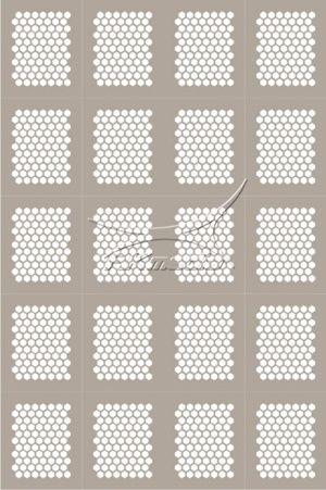 Airbrush šablona CEL-13 AKmedia