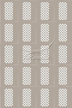 Airbrush šablona CEL-20 AKmedia