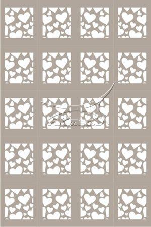 Airbrush šablona CEL-26 AKmedia