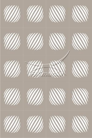 Airbrush šablona CEL-38 AKmedia