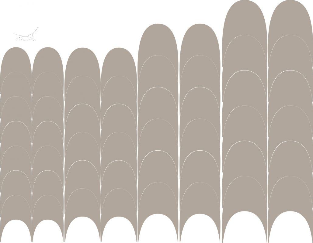 Airbrush šablona francie 01 AKmedia