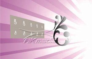 Airbrush šablona MS-04 AKmedia
