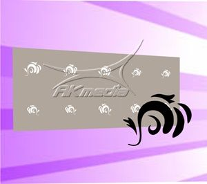 Airbrush šablona MS-358 AKmedia