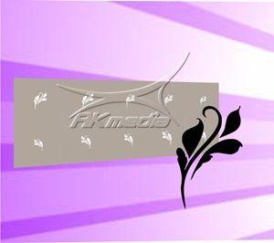 Airbrush šablona MS-376 AKmedia