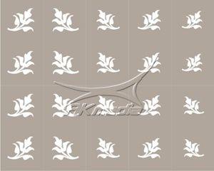 Airbrush šablona SK-04 AKmedia