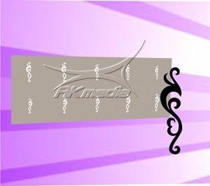 Airbrush šablona MS-403 AKmedia