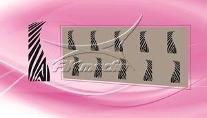 Airbrush šablona MS-449 AKmedia