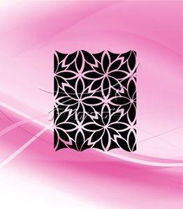 Airbrush šablona MS-674