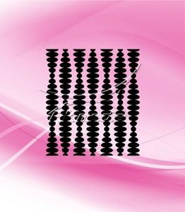 Airbrush šablona MS-675