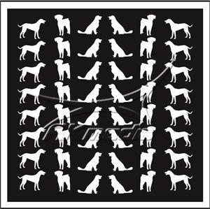 Samolepka pro nail art animal 09 bílá AKmedia