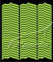Samolepka pro nail art francie 09 světlá zelená AKmedia