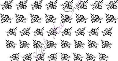 Vodolepka pro nail art VVZ-142 AKmedia