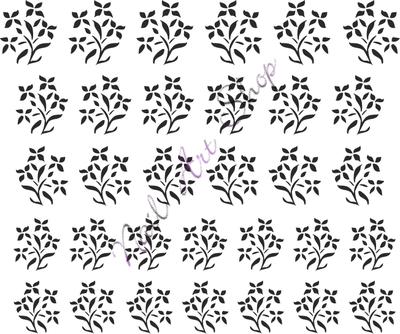 Vodolepka pro nail art VVZ-160 AKmedia