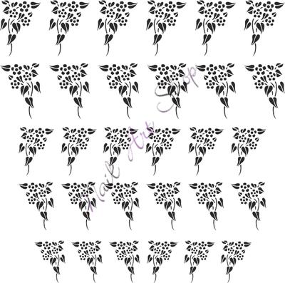 Vodolepka pro nail art VVZ-166 AKmedia