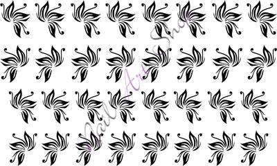 Vodolepka pro nail art VVZ-170 AKmedia
