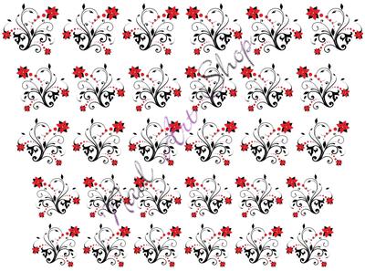 Vodolepka pro nail art VVZ-213 AKmedia