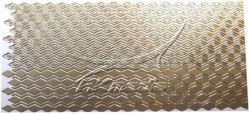 Creativ samolepky pásky zlaté