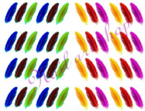 Vodolepka pro nail art VVZ-289