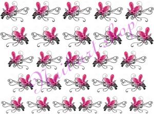 Vodolepka pro nail art VVZ-365