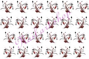 Vodolepka pro nail art VVZ-394