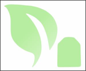 Airbrush barva na nehty zelená peleťová