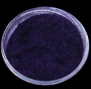 Aksamit - kašmír fialová