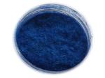 Aksamit - kašmír modrá
