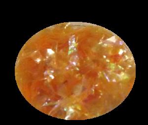 Fólie řezaná oranžová