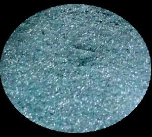 Diamantový prach modrá