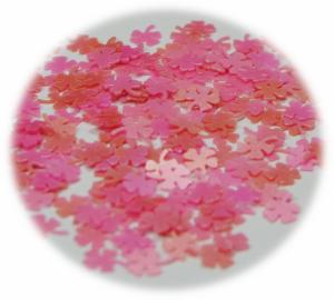 Čtyřlístek růžová lesk