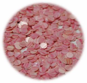 Kolečka mini růžová s proužkem