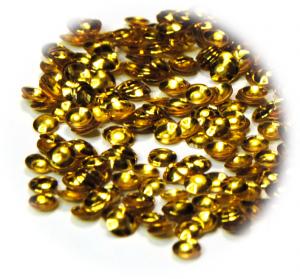 Polobublinky zlatá