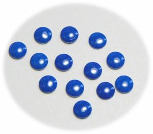 Vločky neonové modré