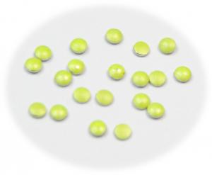 Vločky neonové žluté malé