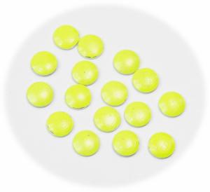 Vločky neonové žluté