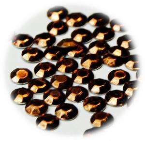 Vločky tvarované metalické bronzová